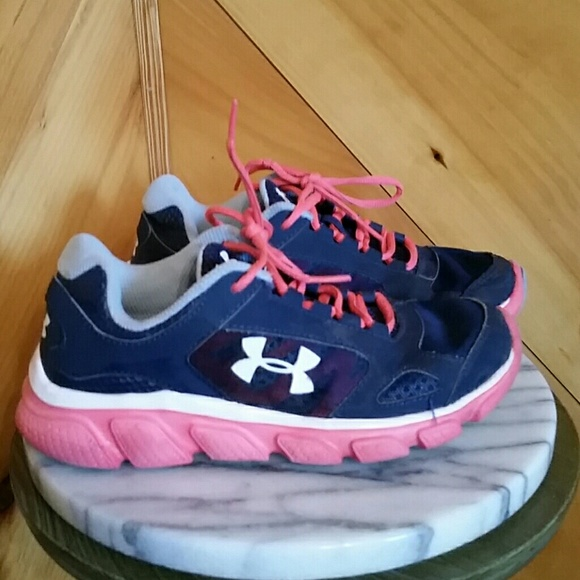 under armour youth tennis shoes
